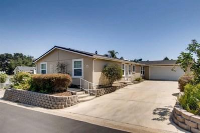 2239 Black Canyon Rd UNIT SPC 98, Ramona, CA 92065 - MLS#: 180041646