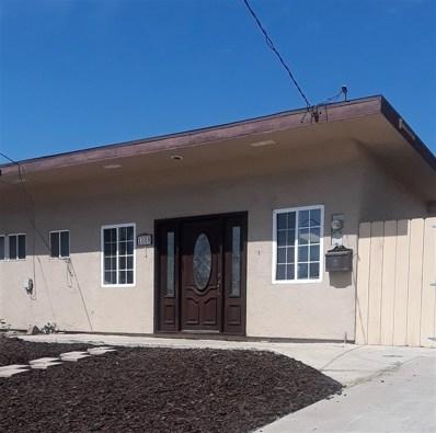 1008 Guatay Ave, Chula Vista, CA 91911 - MLS#: 180041664