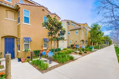 1883 Aquamarine Ct. UNIT 11, Chula Vista, CA 91913 - MLS#: 180041718