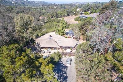 5008 El Acebo, Rancho Santa Fe, CA 92067 - MLS#: 180041753