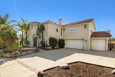 1114 Amelia Pl, Escondido, CA 92026 - MLS#: 180041804