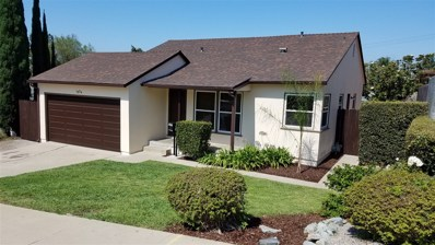 1834 Crenshaw St, San Diego, CA 92105 - MLS#: 180041882