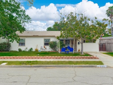 4051 Dalles Ave., San Diego, CA 92117 - MLS#: 180041925
