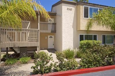 8545 Villa La Jolla Drive UNIT B, La Jolla, CA 92037 - MLS#: 180041943