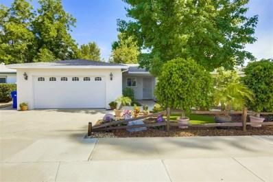 164 Danner Place, El Cajon, CA 92020 - MLS#: 180042065