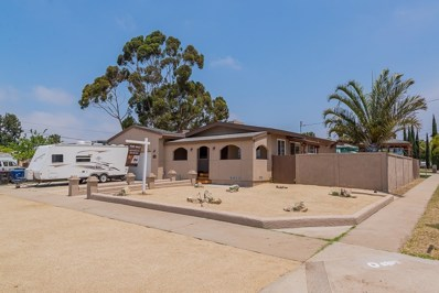857 Second Ave, Chula Vista, CA 91911 - MLS#: 180042092