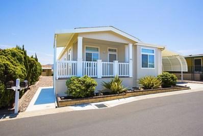 650 S Rancho Santa Fe Rd UNIT 113, San Marcos, CA 92078 - MLS#: 180042100