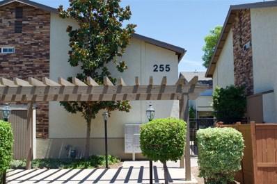 255 S 2nd Street UNIT 5, El Cajon, CA 92019 - #: 180042191