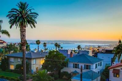 230 W Laurel Street UNIT 401, San Diego, CA 92101 - MLS#: 180042198