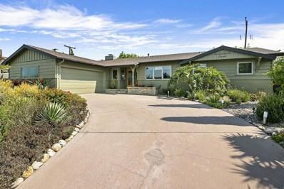 5153 Remington Rd, San Diego, CA 92115 - MLS#: 180042216
