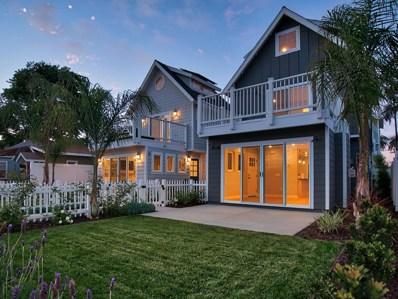 4950 Saratoga Ave, San Diego, CA 92107 - MLS#: 180042294