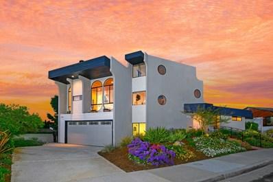 3756 Ticonderoga Street, San Diego, CA 92117 - MLS#: 180042315