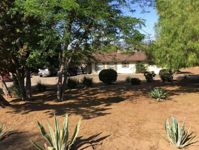 1235 Oasis Dr, Escondido, CA 92026 - MLS#: 180042344