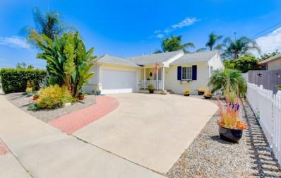 6257 Danbury Way, San Diego, CA 92120 - MLS#: 180042367