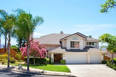 2576 Castellon Ter, El Cajon, CA 92019 - MLS#: 180042452