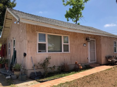 602 E Lexington, El Cajon, CA 92020 - MLS#: 180042469