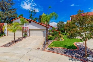 1614 Greenwick Pl, El Cajon, CA 92019 - MLS#: 180042512
