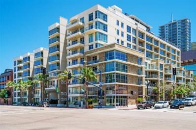 825 W Beech St UNIT 104, San Diego, CA 92101 - MLS#: 180042664