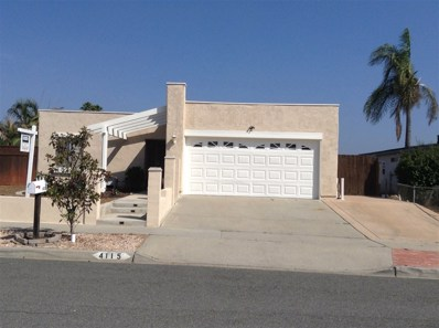 4115 Alana, Oceanside, CA 92056 - MLS#: 180042814