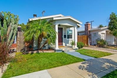 4477 37Th St, San Diego, CA 92116 - MLS#: 180042817
