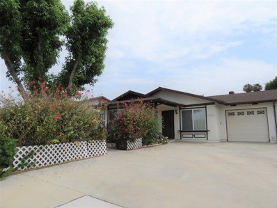 1718 Lemon Heights Dr, Oceanside, CA 92056 - MLS#: 180042819