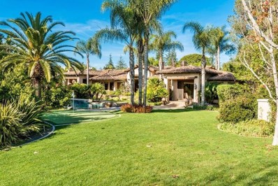 17323 Via De Fortuna, Rancho Santa Fe, CA 92067 - MLS#: 180042855
