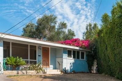 5294 Bocaw Pl, San Diego, CA 92115 - MLS#: 180042900