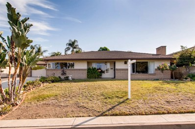 1737 Lodgepole Rd, San Marcos, CA 92078 - MLS#: 180042918