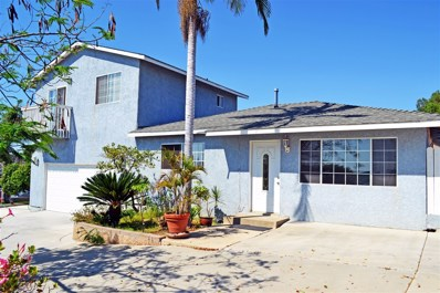 5119 Roswell St, San Diego, CA 92114 - MLS#: 180042955