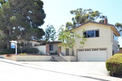 2387 Juan St, San Diego, CA 92103 - MLS#: 180042990
