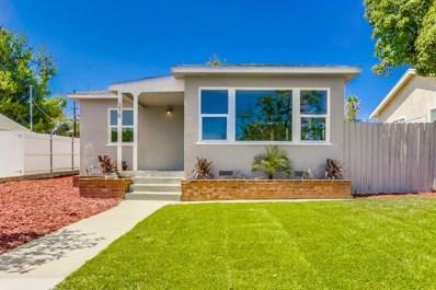 318 E 9th, Escondido, CA 92025 - MLS#: 180043001