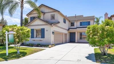 423 Landmark Ct, San Marcos, CA 92069 - MLS#: 180043040