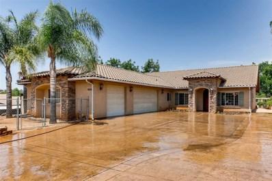 1620 Elm Drive, Vista, CA 92084 - MLS#: 180043050