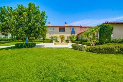 14087 Caminito Vistana, San Diego, CA 92130 - MLS#: 180043066