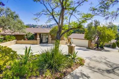 4233 Woodland Dr, La Mesa, CA 91941 - MLS#: 180043117