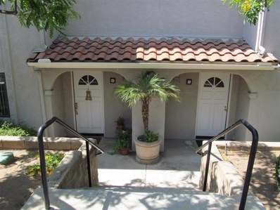 820 E 3rd Avenue UNIT 4, Escondido, CA 92025 - MLS#: 180043134