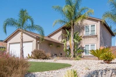 8542 Cordial Rd, El Cajon, CA 92021 - MLS#: 180043156