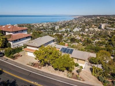 7536 Via Capri, La Jolla, CA 92037 - MLS#: 180043189