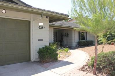 6287 Del Paso Ave, San Diego, CA 92120 - MLS#: 180043205