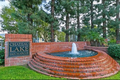 1508 Circa Del Lago UNIT B204, San Marcos, CA 92078 - MLS#: 180043240