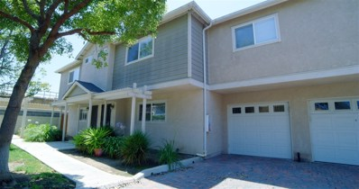 372 Roosevelt UNIT 6, Chula Vista, CA 91910 - MLS#: 180043377
