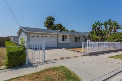 8813 Ellenwood Circle, Spring Valley, CA 91977 - MLS#: 180043462