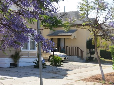 921 Hoover Ave, National City, CA 91950 - MLS#: 180043531