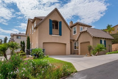 2041 Hidden Springs Court, El Cajon, CA 92019 - MLS#: 180043546