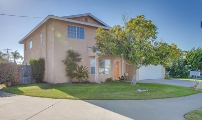 1456 Delaware St., Imperial Beach, CA 91932 - MLS#: 180043641