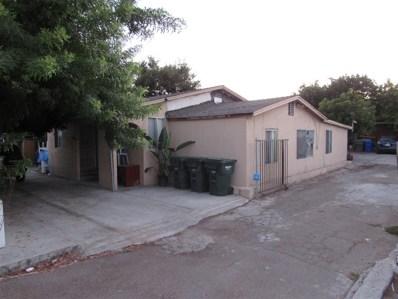 934 N Santa Fe Ave., Vista, CA 92083 - MLS#: 180043667