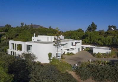 18486 Lago Vista, Rancho Santa Fe, CA 92067 - MLS#: 180043692