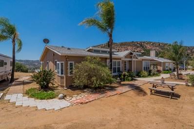 9689 Chocolate Summit Drive, El Cajon, CA 92021 - MLS#: 180043698