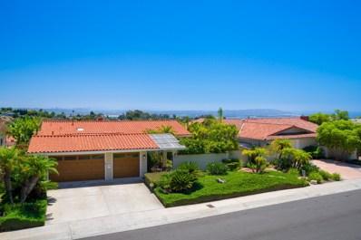 1651 Calle Leticia, La Jolla, CA 92037 - MLS#: 180043715