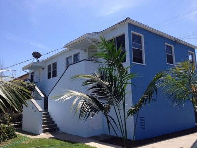 2219\/23 Cable St., San Diego, CA 92107 - MLS#: 180043724